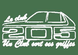 Logo site le club 205