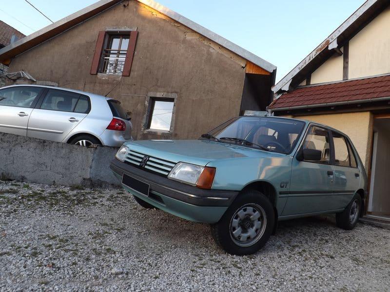 205 GT (1.4 XY8 de 80 ch) de 1985