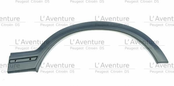 Extension Avant droite Gris anthracite 205 GTI