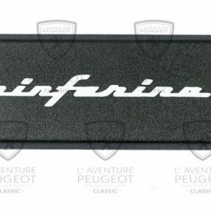 Enjoliveur de custode Pininfarina 205 Cabrio