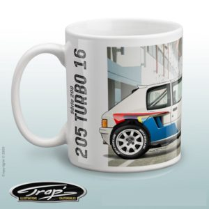 MUG 205 TURBO 16 (port inclus)