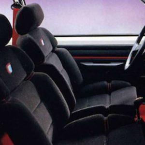 Sièges avants 205 Rallye